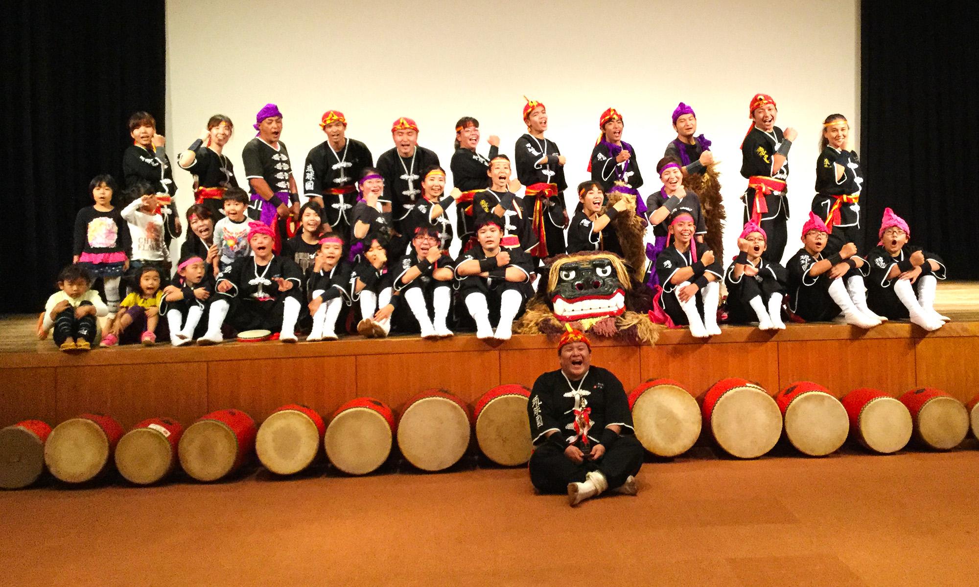 琉球國祭り太鼓八重山支部